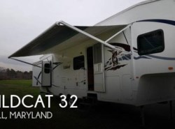 Used 2008  Forest River Wildcat 32