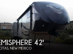 Used 2015  Forest River  Hemisphere M-368RLBH by Forest River from POP RVs in Sarasota, FL