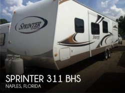 Used 2010 Keystone Sprinter 311 BHS available in Sarasota, Florida