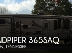 Used 2014  Forest River Sandpiper 365SAQ by Forest River from POP RVs in Fairview, TN