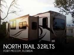 Used 2014  Heartland RV North Trail  32RLTS by Heartland RV from POP RVs in Sarasota, FL