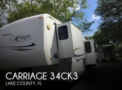 Used 2004 Carriage  34CK3 available in Tavares, Florida