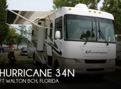 Used 2006  Thor Motor Coach Hurricane 34N by Thor Motor Coach from POP RVs in Sarasota, FL
