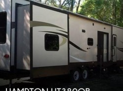 Used 2015  CrossRoads Hampton HT380QB by CrossRoads from POP RVs in Sarasota, FL