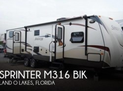 Used 2013  Keystone Sprinter M316 BIK by Keystone from POP RVs in Sarasota, FL