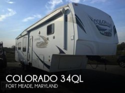 Used 2010  Dutchmen Colorado 34QL by Dutchmen from POP RVs in Sarasota, FL