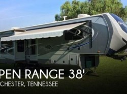 Used 2015 Open Range Open Range 378RLS 3X available in Sarasota, Florida