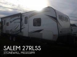 Used 2015  Forest River Salem 27RLSS