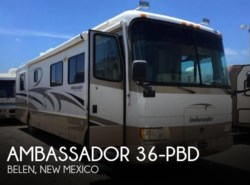 Used 2001  Holiday Rambler Ambassador 36-PBD by Holiday Rambler from POP RVs in Sarasota, FL