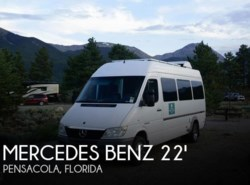 Used 2006  Miscellaneous  Mercedes Benz Sprinter 22 by Miscellaneous from POP RVs in Sarasota, FL
