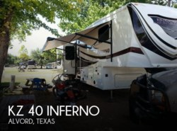 Used 2014  Miscellaneous  Kz 40 Inferno by Miscellaneous from POP RVs in Sarasota, FL