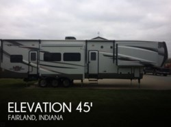 Used 2014 CrossRoads Elevation 3840 Toy Hauler available in Fairland, Indiana