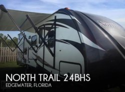 Used 2015  Heartland RV North Trail  24BHS