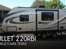 Used 2017  Keystone Bullet 220RBI by Keystone from POP RVs in Sarasota, FL