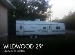 Used 2005  Forest River Wildwood 29 LE Sport Toy Hauler by Forest River from POP RVs in Sarasota, FL