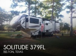 Used 2015 Grand Design Solitude 379FL available in Sarasota, Florida