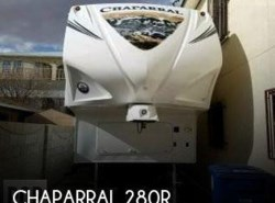 Used 2013  Coachmen Chaparral 280R