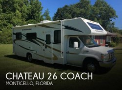 Used 2009  Thor Motor Coach Chateau 26 Coach by Thor Motor Coach from POP RVs in Sarasota, FL