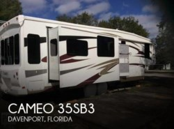 Used 2009  CrossRoads Cameo 35SB3 by CrossRoads from POP RVs in Sarasota, FL