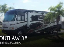 Used 2009  Thor Motor Coach Outlaw 3808 Toy Hauler by Thor Motor Coach from POP RVs in Sarasota, FL