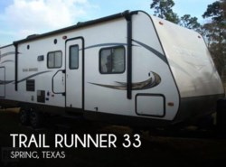 Used 2016  Heartland RV Trail Runner 33