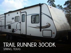 Used 2016  Heartland RV Trail Runner 30ODK