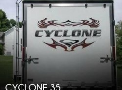 Used 2011  Heartland RV Cyclone 35
