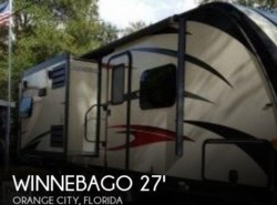 Used 2015  Winnebago  Winnebago Ultralite 27RBDS by Winnebago from POP RVs in Sarasota, FL
