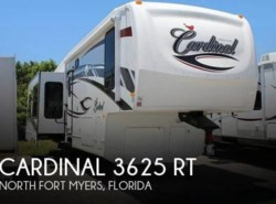 Used 2011  Forest River Cardinal 3625 RT by Forest River from POP RVs in Sarasota, FL