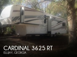Used 2011  Forest River Cardinal 3625 RT