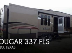 Used 2015  Keystone Cougar 337 FLS by Keystone from POP RVs in Sarasota, FL