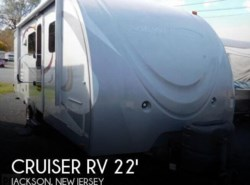 Used 2013  Cruiser RV  Cruiser RV SIGNATURE EDITION V-22 RBDS by Cruiser RV from POP RVs in Sarasota, FL