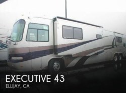 Used 2001  Monaco RV Executive 43 by Monaco RV from POP RVs in Sarasota, FL