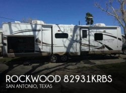 Used 2015  Forest River Rockwood 82931KRBS by Forest River from POP RVs in Sarasota, FL