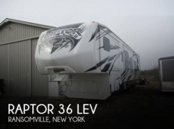 Used 2013  Keystone Raptor 36 LEV