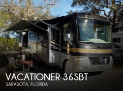 Used 2012  Holiday Rambler Vacationer 36SBT by Holiday Rambler from POP RVs in Sarasota, FL