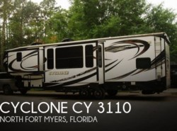 Used 2014 Heartland RV Cyclone CY 3110 available in Sarasota, Florida