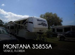Used 2009 Keystone Montana 3585SA available in Sarasota, Florida