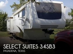 Used 2008  DRV Select Suites 34SB3 by DRV from POP RVs in Sarasota, FL