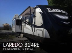 Used 2016  Keystone Laredo 314RE