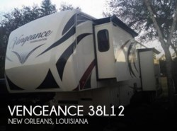 Used 2015  Forest River Vengeance 38L12