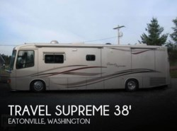 Used 2002  Travel Supreme  Travel Supreme 38 KSO-1 by Travel Supreme from POP RVs in Sarasota, FL