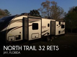 Used 2016  Heartland RV North Trail  32 RETS