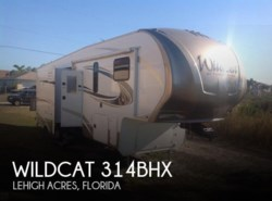 Used 2016  Forest River Wildcat 314BHX by Forest River from POP RVs in Sarasota, FL
