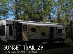 Used 2012  CrossRoads Sunset Trail 29
