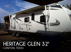 Used 2013  Forest River  Heritage Glen 302 KIT by Forest River from POP RVs in Sarasota, FL