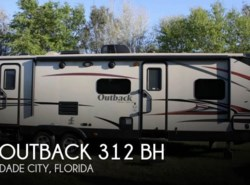 Used 2015 Keystone Outback 312 BH available in Sarasota, Florida