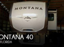 Used 2017  Keystone Montana 40 by Keystone from POP RVs in Sarasota, FL