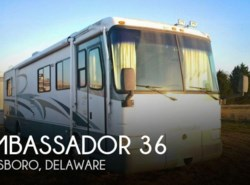 Used 2000  Holiday Rambler Ambassador 36 by Holiday Rambler from POP RVs in Sarasota, FL
