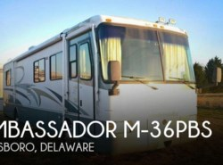 Used 2000  Holiday Rambler Ambassador M-36PBS by Holiday Rambler from POP RVs in Sarasota, FL